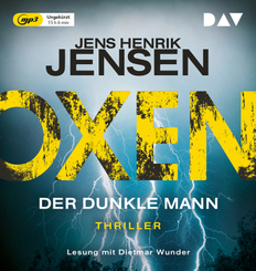 Oxen - Der dunkle Mann, 2 Audio-CD, 2 MP3