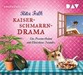 Kaiserschmarrndrama. Ein Provinzkrimi, 6 Audio-CDs