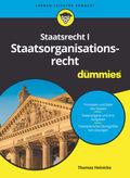 Staatsorganisationsrecht für Dummies - Bd.1