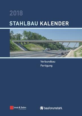 Stahlbau-Kalender 2018
