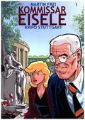 Kommissar Eisele, Kripo Stuttgart - Bd.1