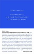 Übersetzungen und freie Übertragungen verschiedener Werke
