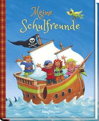 Meine Schulfreunde (Motiv Piraten)