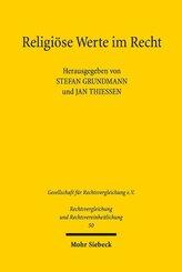 Religiöse Werte im Recht