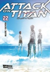 Attack on Titan - Bd.22