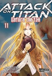 Attack on Titan - Before the Fall - Bd.11