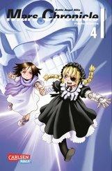Battle Angel Alita - Mars Chronicle - Bd.4