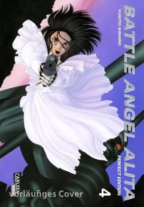 Battle Angel Alita - Perfect Edition - Bd.4