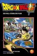 Dragon Ball Super, der Null-Sterbliche-Plan