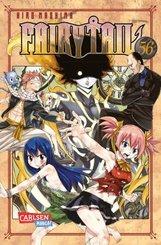 Fairy Tail - Bd.56