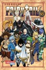 Fairy Tail - Bd.58