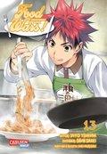Food Wars - Shokugeki No Soma - Bd.13