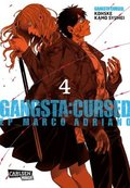 Gangsta:Cursed. - EP_Marco Adriano - Bd.4