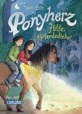 Ponyherz: Hilfe, Pferdediebe!