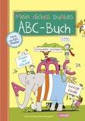 Mein dickes buntes ABC-Buch
