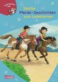 Starke Pferde-Geschichten zum Lesenlernen