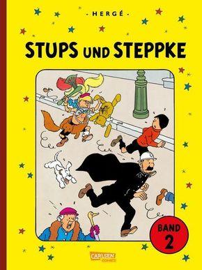 Stups und Steppke - Bd.2