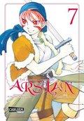 The Heroic Legend of Arslan - Bd.7