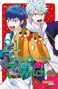 Yamada-kun & the seven Witches - Bd.21