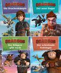 DreamWorks Dragons, 4 Hefte - Nr.9-12