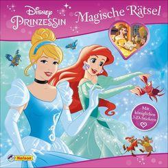Disney Prinzessin - Magische Rätsel
