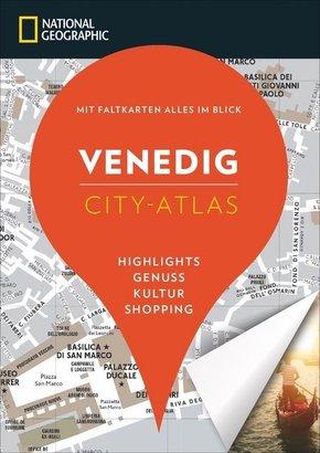 National Geographic City-Atlas Venedig