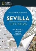 National Geographic City-Atlas Sevilla