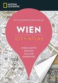 National Geographic City-Atlas Wien