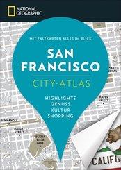 National Geographic City Atlas San Francisco