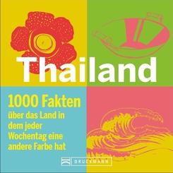 Thailand 1000 Fakten