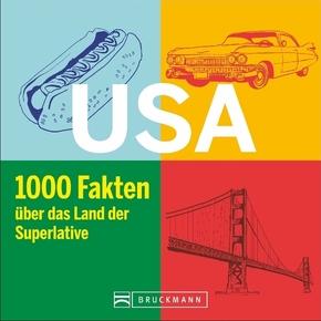 USA 1000 Fakten