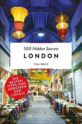 500 Hidden Secrets London