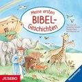 Meine ersten Bibel-Geschichten, 1 Audio-CD