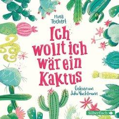 Ich wollt, ich wär ein Kaktus, 2 Audio-CDs