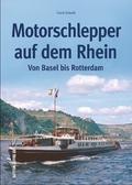 Motorschlepper auf dem Rhein