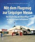 Mit dem Flugzeug zur Leipziger Messe