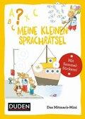 Duden Minis (Band 13) - Meine kleinen Sprachrätsel