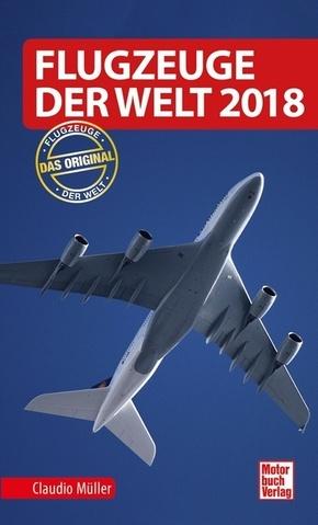 Flugzeuge der Welt 2018