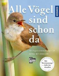 Alle Vögel sind schon da, m. Audio-CD