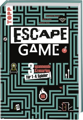 Escape Game - Bd.1