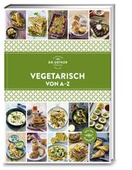 Dr. Oetker Vegetarisch von A-Z