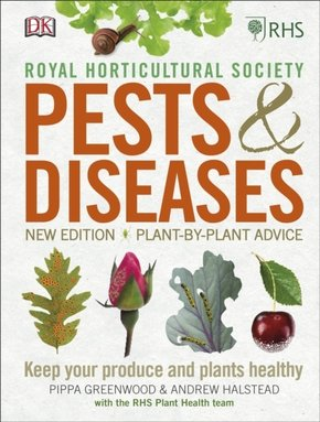 RHS Royal Horticultural Society Pests & Diseases