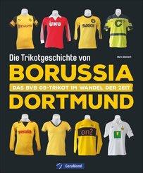 Die Trikotgeschichte von Borussia Dortmund