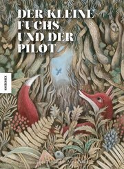 Der kleine Fuchs und der Pilot