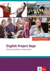 English Project Days