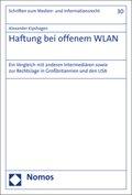 Haftung bei offenem WLAN