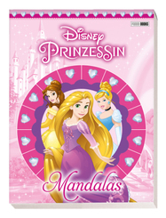Disney Prinzessin - Mandalas