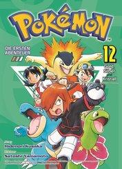 Pokémon - Die ersten Abenteuer - Bd.12