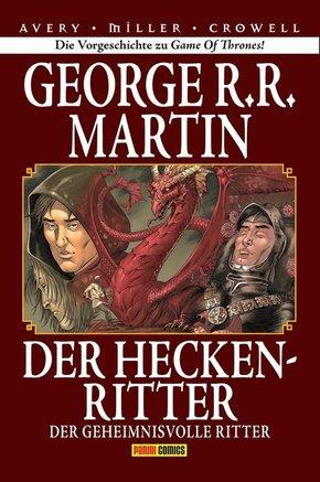 Der Heckenritter, Graphic Novel (Collectors Edition) - Bd.3