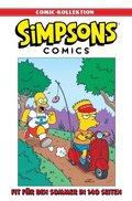 Simpsons Comic-Kollektion - Fit für den Sommer